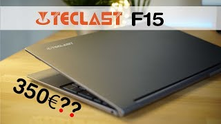 Il mio nuovo notebook: recensione del Teclast F15