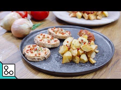 Patatas bravas au chorizo - YouCook