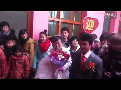 China's Henan Province Rural wedding my God!
