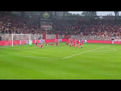 1.FC Union Berlin vs. Queens Park Rangers (Spielabbruch)