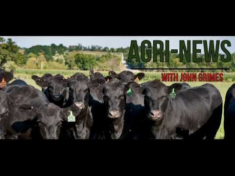 AG News with John Grimes - Trucking - Exports and dealing with  MUD