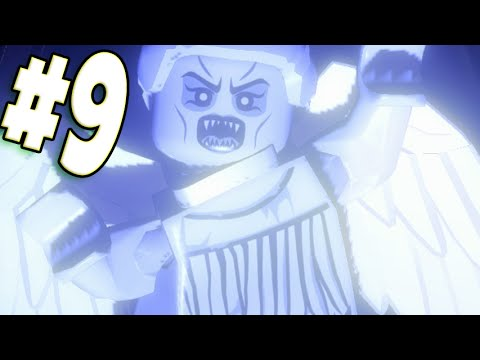 "LEGO Dimensions - Part 9 The Weeping Angels ""DOCTOR WHO"" (Wii U Walkthrough)"