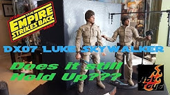 Hot Toys DX07 Luke Skywalker Retrospective Review - Transmission #52