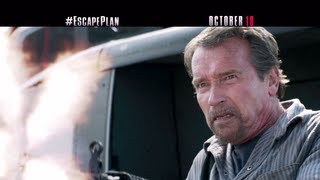 "ESCAPE PLAN - ""Framed"" Commercial"