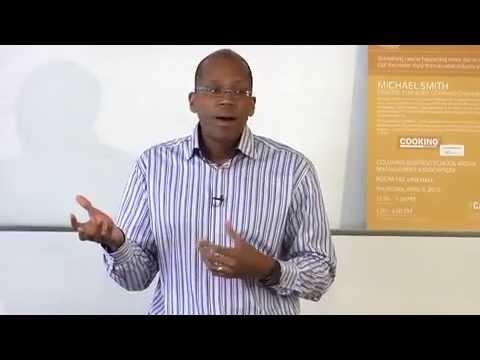 2012 Mavericks Lecture: Michael Smith
