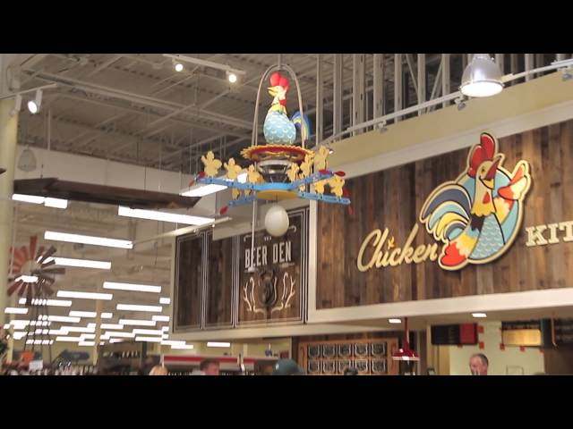 Lowes Foods Emphasizes Local In Triangle Supermarket Wars