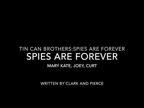 Spies are Forever Lyrics