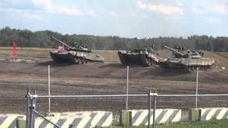 Танцующие танки на шоу «Форсаж», 2014(, 2014-08-20T17:36:42.000Z)