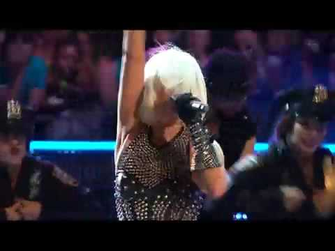 Lady Gaga Live at Much Music Awards 2009