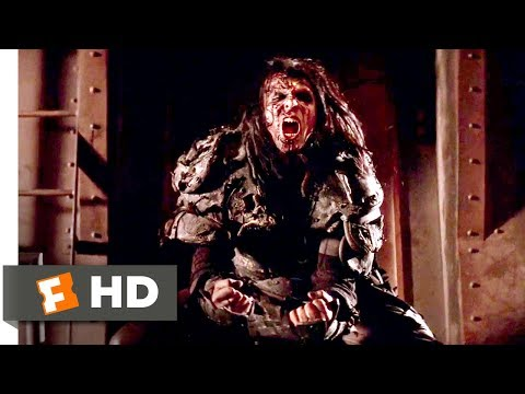 John Carpenters Ghosts of Mars 2001  Desolation Takes On Big Daddy Scene 910  Movieclips