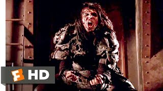 John Carpenter's Ghosts of Mars (2001) - Desolation Takes On Big Daddy Scene (9/10) | Movieclips