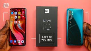 Xiaomi Mi Note 10 Unboxing & Quick Review!