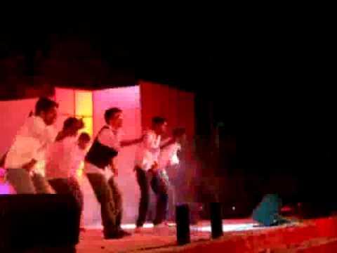 Bala Yadav Dance on MREC Annual Day 2009
