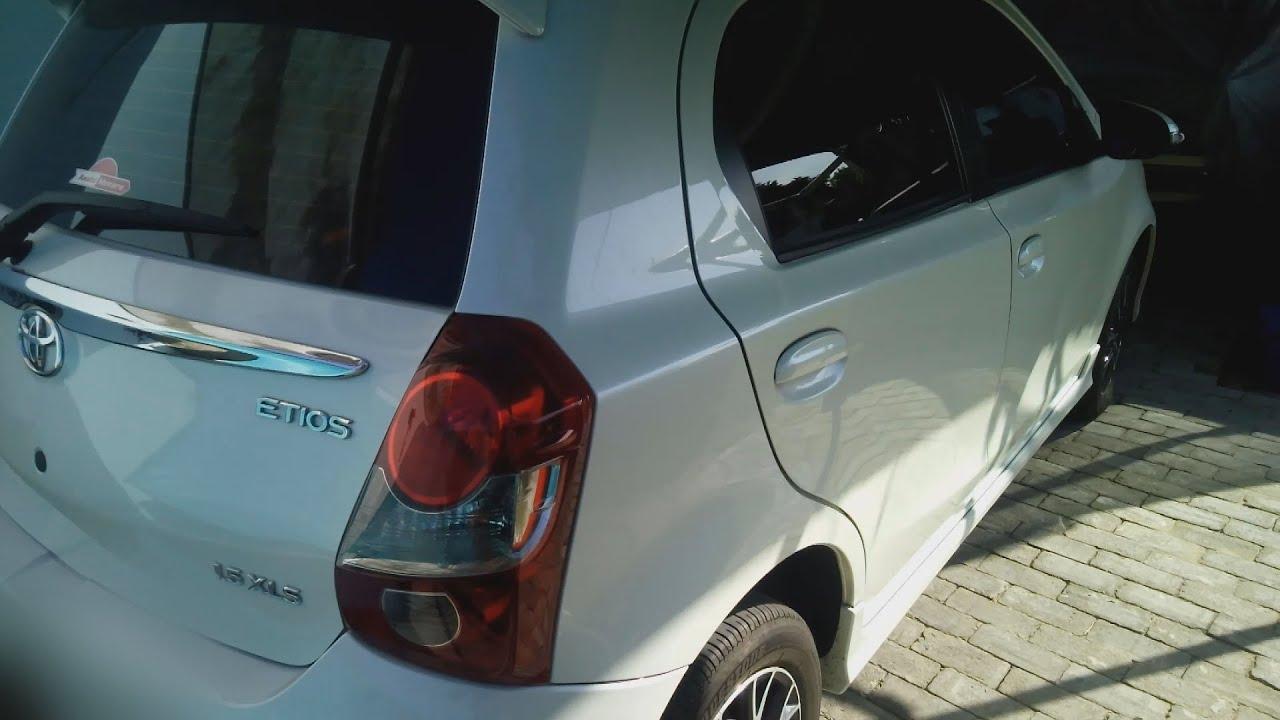 Como desarmar paragolpe trasero Toyota Etios-Actualizacion