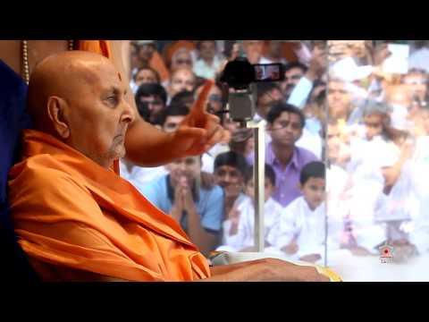 Guruhari Darshan 9 May 2015 - Pramukh Swami Maharaj's Vicharan