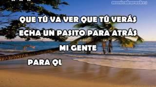 Karaoke Celia Cruz - La Guagua
