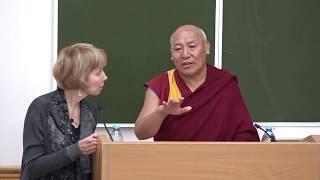 Геше Лхакдор. Природа Будды или великое научное открытие?