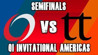 Complexity vs Team Team   Semifinals - Qi Invitational Americas