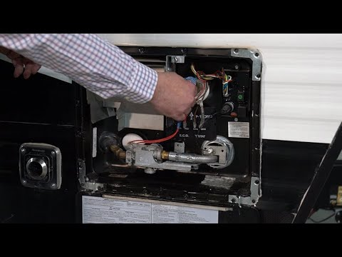 How To Get Rid Of Your Rv Water Heater S Rotten Egg Smell