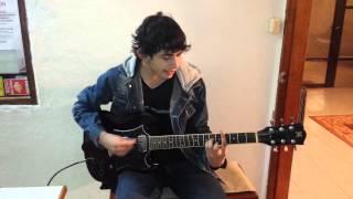 Rodrigo Amado -  Talisman(Cover-Rata Blanca)
