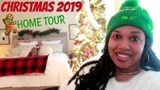 CHRISTMAS HOME TOUR 2019 / HOLIDAY HOME DECOR