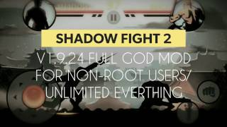 "[Non-Root Hack Update] Shadow Fight 2 V1.9.25 Mod Apk ""Latest""/Unlimited Everything!!"