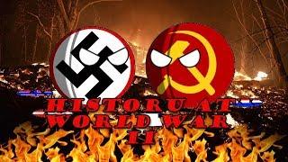История Второй мировой войны Кантриболз.#2.