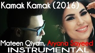 ARYANA SAYEED - Kamak Kamak (New Song 2016) Instrumental