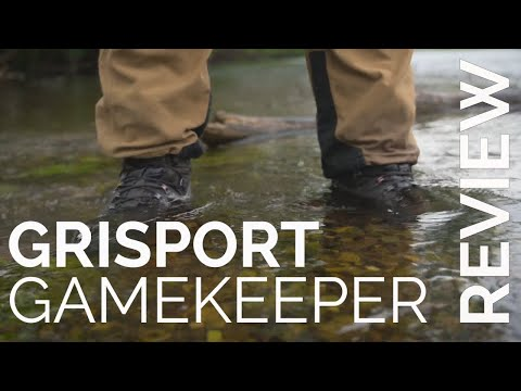 Grisport Gamekeeper Boot Review - Leather Hunting, Bushcraft And Trekking Boot