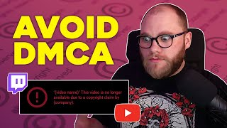 Avoid DMCA! Using Music in your Twitch Live Streams and YouTube Videos