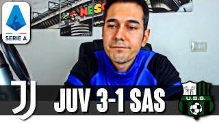 Quando Serve Vincere La Juve Lo Fa Sempre Juventus Sassuolo 3 1 Serie A MP3
