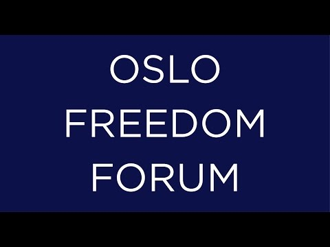 2015 Oslo Freedom Forum Teaser