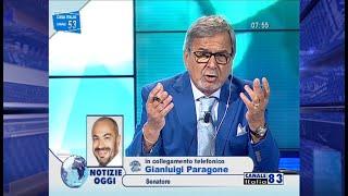 "Gianluigi Paragone: ""Le partite IVA sono state massacrate"" | Notizie Oggi - Canale Italia"