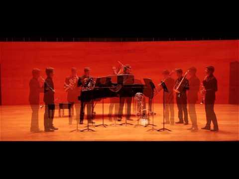 Ian MacDonald - Sea Sketches - Brass Quintet