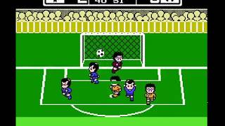 NES Longplay [724] Power Soccer