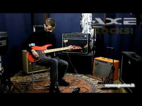 Hayden HGT-A20 Amp - English