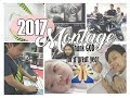 Thank God for A Great Year - 2017 - March 2018 Montage | Ciel TamRay VLOG