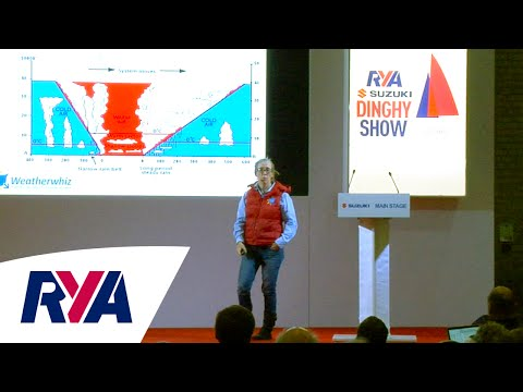 Sailing Weather Tips On Reading Local Weather & Tides - FULL TALK - With Libby Greenhalgh