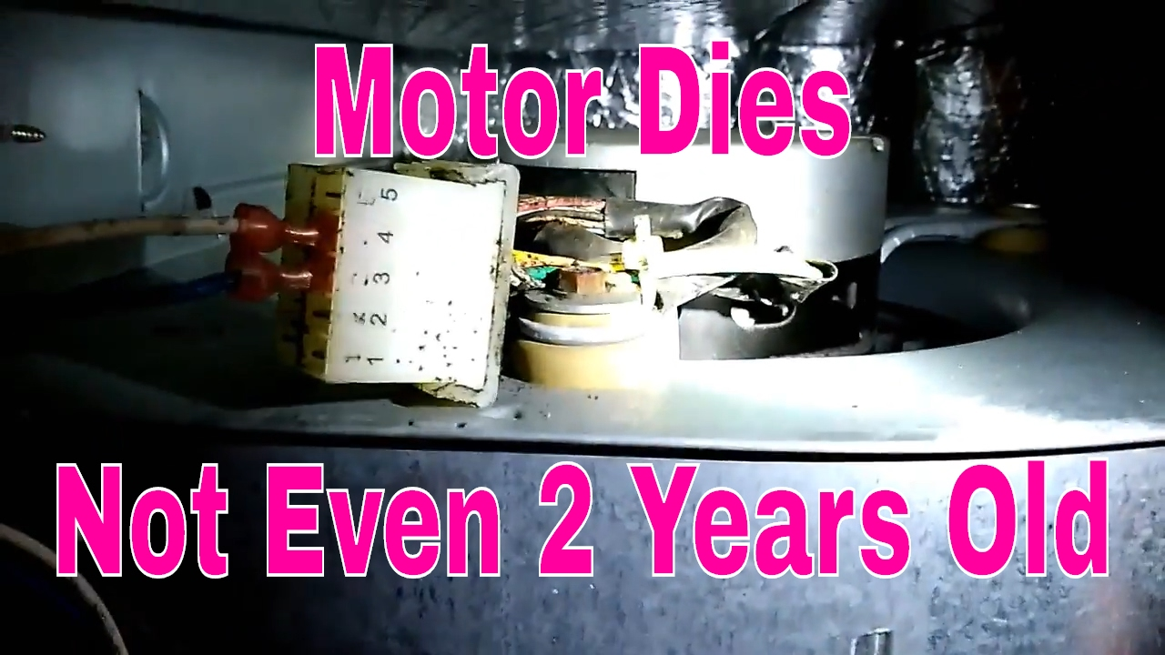 How to check if ac fan motor is bad youtube for How to check ac motor