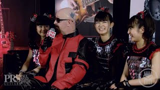 PRS Backstage Lounge Correspondent Ryan J. Downey interviewed both ...