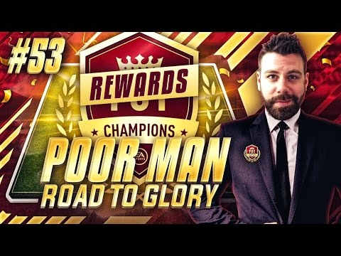 FUT CHAMPIONS REWARDS and CASHING OUT THE CLUB!!! - Poor Man RTG #53 - FIFA 17 Ultimate Team