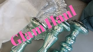 💎🏠#glamdecor Glam Haul & 5000 Subscribers Giveaway