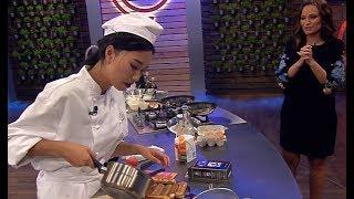 Ola mocno ryzykowała ze swoim deserem, Ania Starmach była przerażona :) [MasterChef]