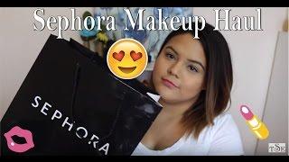 Sephora Makeup Haul | Fall 2016