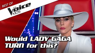 TOP 10   Watch these LITTLE MONSTERS perform LADY GAGA in The Voice Kids