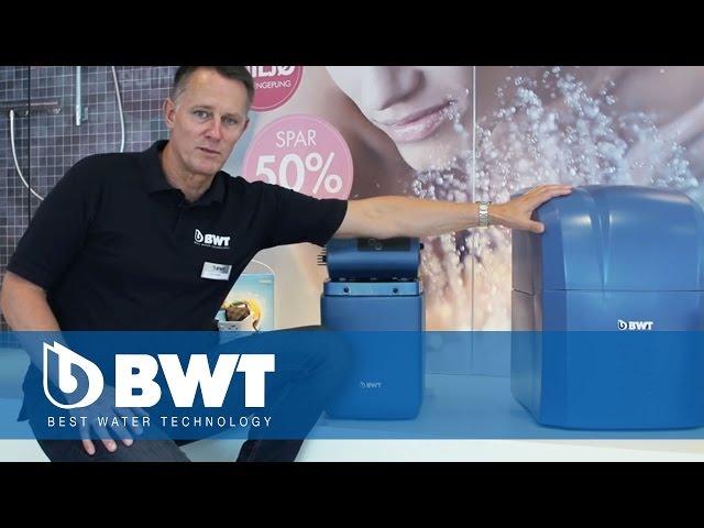 Introduktion til BWT blødgøringsanlæg for kalkfrit vand