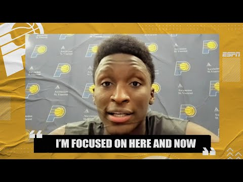 Victor Oladipo denies wanting out of Indiana Pacers | NBA on ESPN
