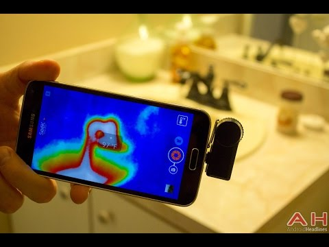 7eff9ad52e Seek Thermal Compact Camera Review - YouTube