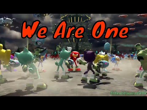 Sonic The Hedgehog - We Are One AMV