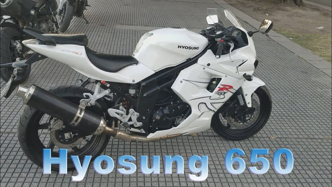 review hyosung 650 gtr 2012 youtube. Black Bedroom Furniture Sets. Home Design Ideas